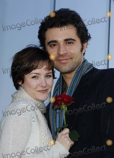 Darius Danesh Photo - London UK  Darius Danesh and Jill Paice at a photocall to begin rehearsals for Gone with the Wind They will play the stormy couple Rhett Butler and Scarlett OHara in a new music theatre adaptation of the classic love story It will be directed by Trevor Nunn and  opens in London in April 2008   Jerwood Space South East London 13th February  2008 Ali KadinskyLandmark Media