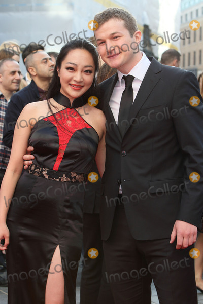 Alex Utgoff Photo - London UK Alex Utgoff at  San Andreas World Premiere at the Odeon Leicester Square London on 21st May 2015Ref LMK73-51302-220515Keith MayhewLandmark Media WWWLMKMEDIACOM