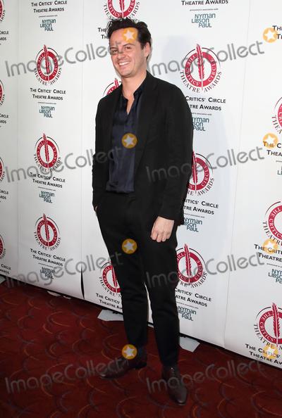 The Prince of Wales Photo - LondonUK  Andrew Scott at The Critics Circle Theatre Awards held at The Prince of Wales Theatre London11 February 2020Ref LMK73-MB6001-120220Keith MayhewLandmark Media WWWLMKMEDIACOM