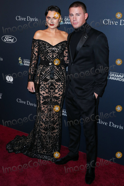 Channing Tatum Photo - (FILE) Channing Tatum and Jessie J Broke Up Again BEVERLY HILLS LOS ANGELES CALIFORNIA USA - JANUARY 25 Singer Jessie J and boyfriendactor Channing Tatum arrive at The Recording Academy And Clive Davis 2020 Pre-GRAMMY Gala held at The Beverly Hilton Hotel on January 25 2020 in Beverly Hills Los Angeles California United States (Photo by Xavier CollinImage Press Agency)