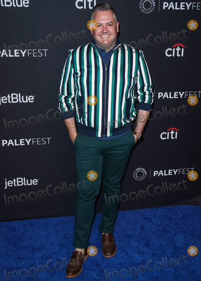 Photo - HOLLYWOOD LOS ANGELES CA USA - MARCH 17 Television personality Ross Mathews arrives at the 2019 PaleyFest LA - VH1s RuPauls Drag Race held at the Dolby Theatre on March 17 2019 in Hollywood Los Angeles California United States (Photo by Xavier CollinImage Press Agency)