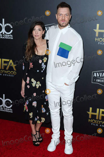 Photo - (FILE) Imagine Dragons Dan Reynolds and Wife Aja Reconcile Nearly One Year After Split