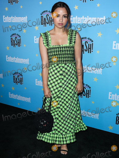 Aimee Carrero Photo - SAN DIEGO CALIFORNIA USA - JULY 20 Actress Aimee Carrero arrives at the Entertainment Weekly Comic-Con Celebration 2019 held at Float at Hard Rock Hotel San Diego on July 20 2019 in San Diego California United States (Photo by Xavier CollinImage Press Agency)