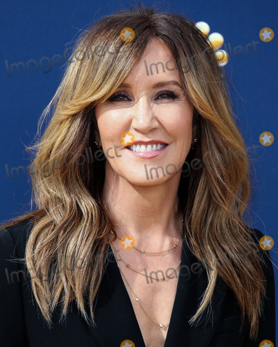 Photo - (FILE) Felicity Huffman charged in college admissions cheating scheme