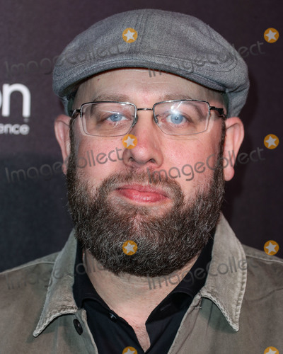 Andrew Erwin Photo - LAS VEGAS NEVADA USA - APRIL 04 Andrew Erwin arrives at the CinemaCon 2019 - Lionsgate Presentation and Screening of Long Shot held at The Colosseum at Caesars Palace during CinemaCon the official convention of the National Association of Theatre Owners on April 4 2019 in Las Vegas Nevada United States (Photo by Xavier CollinImage Press Agency)