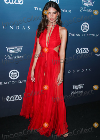 Photos From The Art Of Elysium's 12th Annual Heaven Gala