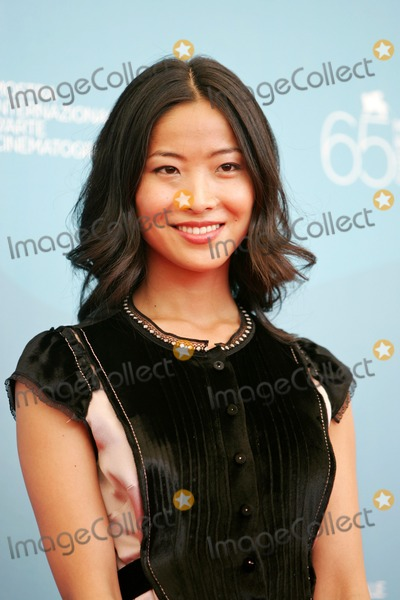 Lika Minamoto Photo - Lika Minamoto Inju La Bte Dans Lombre Photocall Veniceitaly August 29 2008 Photo by Roger Harvey-Globe Photos Inc 2008 2008 Venice Film Festival