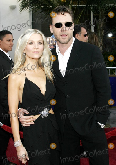 Photos and Pictures - Russell Crowe and Wife Danielle Spencer