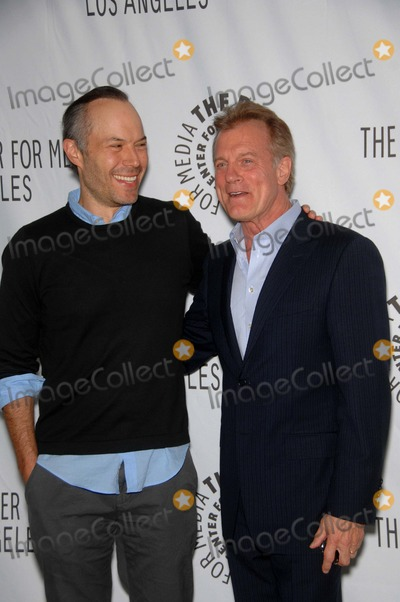 Jon Feldman Photo - Jon Feldman and Stephen Collins during the PaleyFest Fall 2010 TV Preview Parties hosting of ABCs NO ORDINARY FAMILY BETTER WITH YOU MY GENERATION AND THE MIDDLE held at the Paley Center for Media on September 14 2010 in Beverly Hills CaliforniaPhoto Michael Germana  - Globe Photos Inc 2010K65907MGE