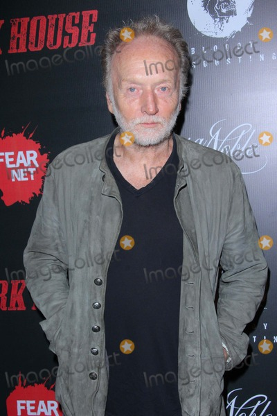 Photos and Pictures - Tobin Bell attends Dark House - Film