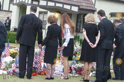 Photo - Ronald Reagan Funeral