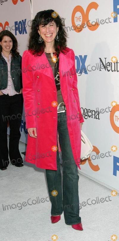 Alexandra Welker Photo - the Oc Season Finale Party at Falcon Hollywood California 04202004 Photo by Ed GelleregiGlobe Photos Inc 2004 Alexandra Welker (Costume Designer)