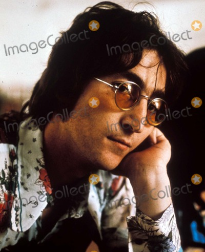Photo - John Lennon Globe Photosinc 1973 Beatlesretro