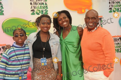 Al Roper Photo - Al Roper Family attending the Nickelodeons 25th Annual Kids Choice Awards Held at the Usc Galen Center in Los Angeles California on 33112 Photo by D Long- Globe Photos Inc