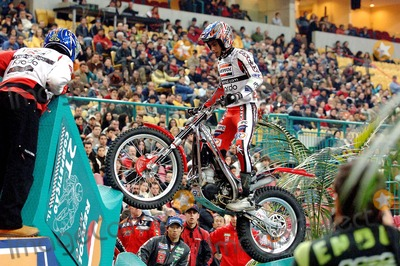 Photo - World Championship of Trial Indoor