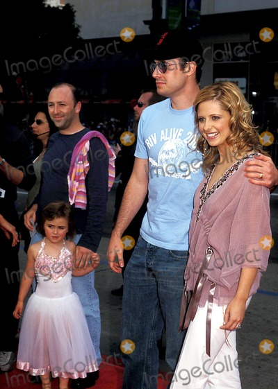 Freddie Prinze JR,Freddie Prinze Jr.,Sarah Michelle Gellar,Scooby-Doo,Scooby Doo,Sarah Michelle-Gellar Photo - Archival Pictures - Globe Photos - 58656