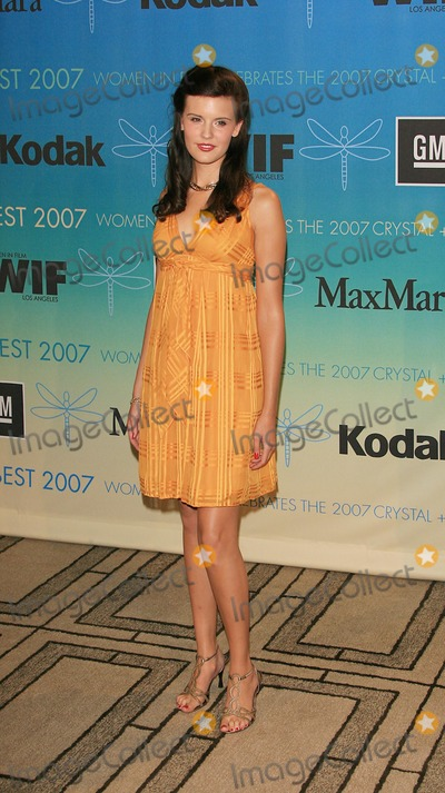 Photo - Women in Film 2007 Crystal and Lucy Awards