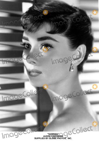Audrey Hepburn Photos - Sabrina Audrey Hepburn Supplied by Globe Photos Inc