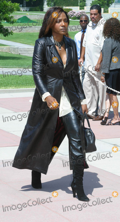 Nona Gaye,Rick James Photo - Rick James Memorial Service