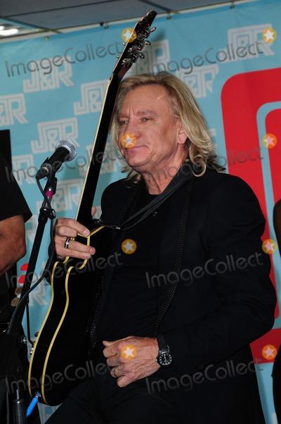 Photos From Joe Walsh Performance and Signing Promoting 'Analog Man'