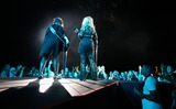 The Heartbreakers Photo - WEST PALM BEACH FL JUNE 17 The Heartbreaker Tour Heart with Jason Bonhams Led Zeppelin Experience at The Cruzan Amphitheatre on June 17 2013 in West Palm Beach Florida  (Photo by Luum PhotosImageCollectcom)