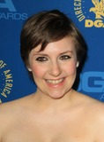 Lena Dunham Photo - 2 February 2013 - Hollywood California - Lena Dunham 65th Annual Directors Guild Of America Awards - Arrivals - Press Room Held At The Ray Dolby Ballroom at Hollywood  Highland Center Photo Credit Kevan BrooksAdMedia
