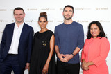 Adam Braun Photo - 13 July 2017 - Los Angeles California - Alexandre Ricard Halle Berry Adam Braun Sonal Shah Chivas Regal The Final Pitch held at LADC Studios Photo Credit F SadouAdMedia