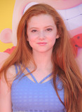 Francesca Capaldi Photo - 21 May 2017 - Westwood California - Francesca Capaldi Premiere of Dreamworks Captain Underpants The First Epic Movie held at Regency Village Theater in Westwood Photo Credit Birdie ThompsonAdMedia
