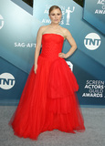 Anna Paquin Photo - 19 January 2020 - Los Angeles California - Anna Paquin 26th Annual Screen Actors Guild Awards held at The Shrine Auditorium Photo Credit AdMedia