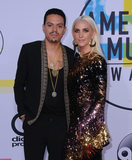 Ashlee Simpson Photo - 19 November  2017 - Los Angeles California - Evan Ross Ashlee Simpson 2017 American Music Awards  held at Microsoft Theater in Los Angeles Photo Credit Birdie ThompsonAdMedia