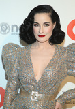 Dita Von Teese Photo - 09 February 2020 - West Hollywood California - Dita Von Teese 28th Annual Elton John Academy Awards Viewing Party held at West Hollywood Park Photo Credit FSAdMedia