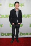 Nick Eversman Photo - 12 February 2015 - Hollywood California - Nick Eversman The Duff Los Angeles Fan Screening held at the TCL Chinese 6 Theatres Photo Credit Byron PurvisAdMedia