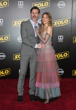 Jaime King Photo - 10 May 2018 - Hollywood California - Jaime King Kyle Newman Solo A Star Wars Story Los Angeles Premiere held at Dolby Theater Photo Credit F SadouAdMedia