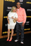 Clifford Joseph Harris Jr Photo - 1 June 2015 - Westwood California - Tiny Tameka Cottle TI Tip Harris Clifford Joseph Harris Jr Entourage Los Angeles Premiere held at the Regency Village Theatre Photo Credit Byron PurvisAdMedia