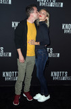 Frankie Muniz Photo - 29 September 2017 - Buena Park California - Frankie Muniz 2017 Knotts Scary Farm Celebrity Night held at Knotts Berry Farm Photo Credit F SadouAdMedia