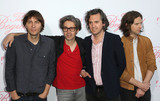 Christian Mazzalai Photo - 12 June 2017 - Los Angeles California - Thomas Mars Laurent Brancowitz Christian Mazzalai and Deck Darcy of Phoenix The Beguiled Los Angeles Premiere held at Directors Guild Of America Photo Credit F SadouAdMedia