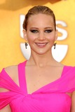 Jennifer Lawrence Photo - 30 January 2011 - Los Angeles California - Jennifer Lawrence 17th Annual Screen Actors Guild Awards held at The Shrine Auditorium Photo Byron PurvisAdMedia