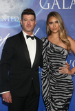 Robin Thicke Photo - 6 February 2020 - Beverly Hills California - Robin Thicke April Love Geary 2020 Hollywood for the Global Ocean Gala held at Palazzo di Amore Photo Credit FSAdMedia
