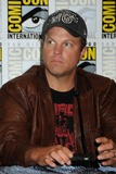 Adam Baldwin Photo - 13 July 2012 - San Diego California - Adam Baldwin Firefly Press Room at Comic Con 2012 held at the Bayfront Hilton Hotel Photo Credit Byron PurvisAdMedia