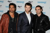 Manu Bennett Photo - 23 July 2011 - San Diego California - Manu Bennett Liam McIntyre and Dustin Clare 5th Annual Entertainment Weekly Comic-Con Party held at The Hard Rock Cafe Photo Credit Byron PurvisAdMedia