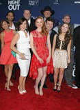 Abbie Cobb Photo - 29 April 2014 - Hollywood California - Sean Astin Trace Adkins Sarah Drew Sammi Hanratty Patricia Heaton Abbie Cobb Andrea Logan White David Hunt  Moms Night Out World Premiere held at the TCL Chinese Theatre Photo Credit F SadouAdMedia