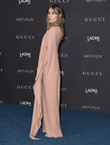 Suki Waterhouse Photo - 02 November 2019 - Los Angeles California - Suki Waterhouse 2019 LACMA Art  Film Gala Presented By Gucci held at LACMA Photo Credit Birdie ThompsonAdMedia