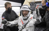 The Interns Photo - Japan Aerospace Exploration Agency (JAXA) astronaut Soichi Noguchi is helped out of the SpaceX Crew Dragon Resilience spacecraft onboard the SpaceX GO Navigator recovery ship after he NASA astronauts Mike Hopkins Shannon Walker and Victor Glover landed in the Gulf of Mexico off the coast of Panama City Florida Sunday May 2 2021 NASAs SpaceX Crew-1 mission was the first crew rotation flight of the SpaceX Crew Dragon spacecraft and Falcon 9 rocket with astronauts to the International Space Station as part of the agencys Commercial Crew Program Mandatory Credit Bill Ingalls  NASA via CNPAdMedia