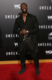Aldis Hodge Photo - 28 February 2017 - Westwood California - Aldis Hodge WGN Americas Underground Season 2 Premiereheld at Westwood Village Photo Credit AdMedia