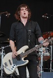 Sam Bettley Photo - 21 May 2011 - Columbus Ohio - Bassist SAM BETTLEY of the English band ASKING ALEXANDRIA performs as part of the Rock On The Range festival held at Columbus Crew Stadium Photo Credit Jason L NelsonAdMedia