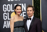 Sam Rockwell Photo - 05 January 2020 - Beverly Hills California - Nominee Sam Rockwell and Leslie Bibb 77th Annual Golden Globe Awards held at the Beverly Hilton Photo Credit HFPAAdMedia