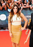 Alyssa Reid Photo - 15 June 2014 - Toronto Ontario Canada  Alyssa Reid arrives on the red carpet at the 25th MuchMusic Video Awards at MuchMusic HQ Photo Credit Brent PerniacAdMedia