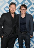 AJ Buckley Photo - 13 January 2014 - Pasadena California - AJ Buckley Damon Herriman FOX All-Star Party Winter 2014 TCA Press Tour held at the Langham Huntington Hotel Photo Credit Byron PurvisAdMedia