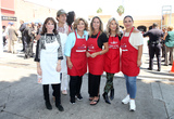 Angelica Vale Photo - 06 September 2018-  Hollywood California - Kate Linder Amy Aquino Anglica Mara Erin Murphy Ellen K Angelica Vale Anne-Marie Johnson Hollywood Chamber Of Commerces 24th Annual Police and Firefighter appreciation Day held at LAPD Hollywood Division Photo Credit Faye SadouAdMedia