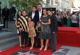 Anelisse Aguilar Photo - 26 July 2012 - Hollywood California - Flor Silvestre Pepe Aguilar his wife Anelisse Aguilar and their Children Latin Singer Pepe Aguilar Honored With Star Held On The Hollywood Walk Of Fame Photo Credit Kevan BrooksAdMedia